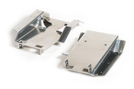 XFR - Extreme Fabrication Swing Arm Skid Plate Polaris PREDATOR 500 02-03