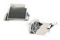 XFR - Extreme Fabrication Swing Arm Skid Plate Yamaha RAPTOR 250