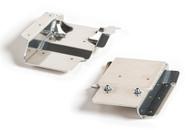 XFR - Extreme Fabrication Swing Arm Skid Plate Yamaha YFZ450 06-08