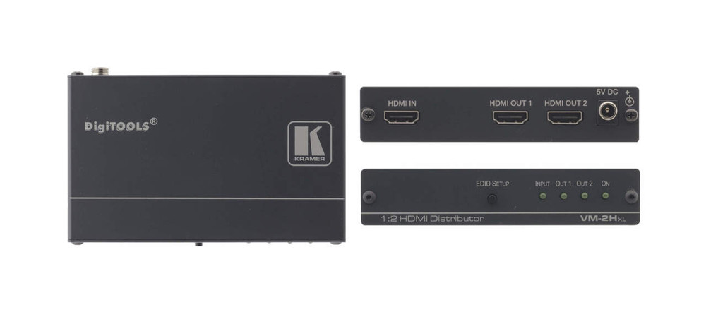Kramer VM-2Hxl distribution amplifier (VM-2Hxl )