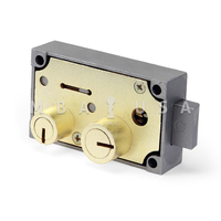 175-70 LEFT-HAND SAFE DEPOSIT LOCK (BLUEGRASS LOCKS)