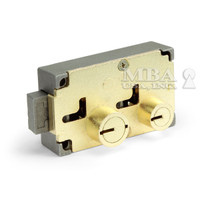175-70 RIGHT-HAND SAFE DEPOSIT LOCK (BLUEGRASS LOCKS)
