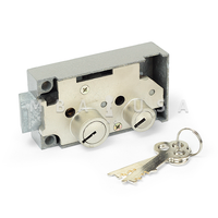 KD73 RIGHT HAND SAFE DEPOSIT LOCK (BLUEGRASS LOCKS)