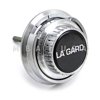 LAGARD 2085 DIAL AND RING - TOP READING, VISIONGARD, SATIN CHROME