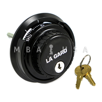 LAGARD 2090 DIAL AND RING - TOP READING, VISIONGARD, KEYLOCKING, BLACK