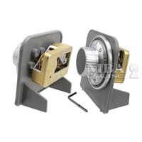LAGARD 3300 CUTAWAY LOCK WITH FRONT READING DIAL & RING