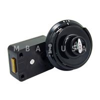 S&G 8410 LOCK PKG W/ SPYPROOF DIAL & RING (B&W)