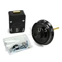 S&G 8550 LOCK PKG W/ SPYPROOF DIAL & RING (B&W)