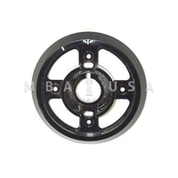 S&G DIAL RING - R211, FRONT READING, BLACK & WHITE (USE W/ D300)
