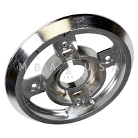 S&G DIAL RING - R211, FRONT READING, SATIN CHROME (USE W/ D300)