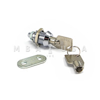7 PIN TUBULAR PRACTICE LOCK