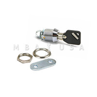 8 PIN TUBULAR PRACTICE LOCK