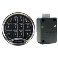 SAFELOGIC BASIC WITH DEADBOLT LOCK BODY