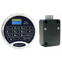 PROLOGIC L02 PROGRAMMABLE KEYPAD WITH DEADBOLT LOCK BODY