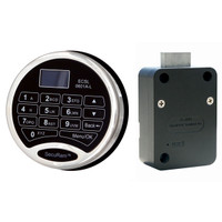 PROLOGIC L22 AUDIT KEYPAD WITH DEADBOLT LOCK BODY