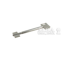 MAUER DIE CAST DOUBLE BITTED KEY BLANK FOR PRESIDENT A AND VARIATOR A 150MM