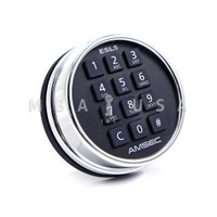 AMSEC ESL5 KEYPAD ONLY CHROME