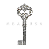 BORKEY FURNITURE KEY ART5/14 NICKEL