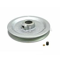 LARGE WHEEL PULLEY FOR THE STEEL KEY KING MACHINE
