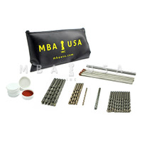 DRILL BIT ASSORTMENT FOR GSA FIRST STRIKE® KIT