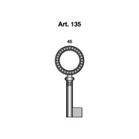 BORKEY FURNITURE KEY ART 134/45 BRONZE