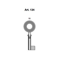 BORKEY FURNITURE KEY ART134/15 BRASS