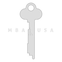 1028P Guard Key for 175 Series SD Locks