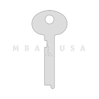 1388 Guard Key - Sold in Pack of 10 - SG4545, SG4544