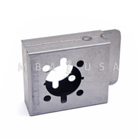 WELDABLE GATE BOX FOR RHODES BOX