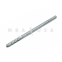 """EXTRA LONG END MILL 1/4"""" X 6"""""""