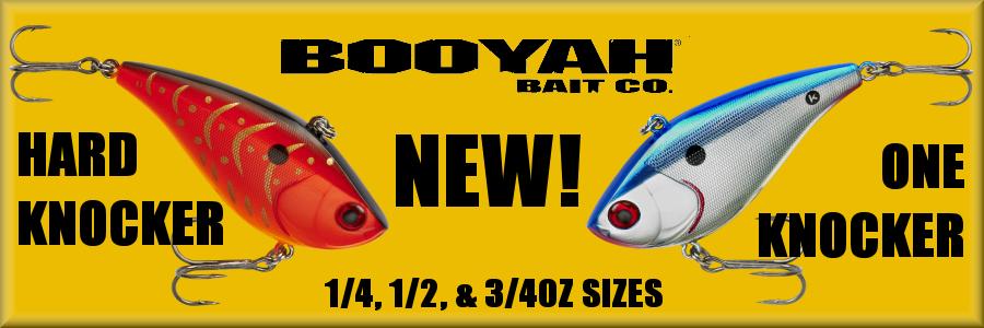 New Booyah Liplesss Baits!