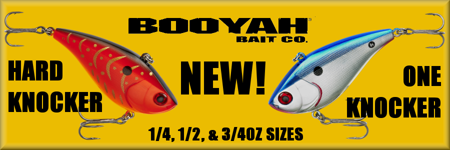New Booyah Liplesss Baits!