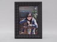 Simpatico Black Ribbed Tabletop Frame