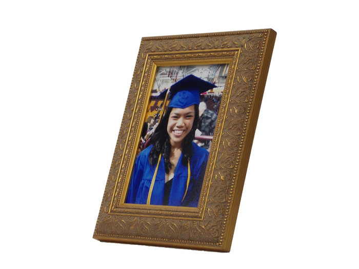 8x10 Imperial Gold Tabletop Picture Frame