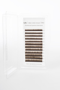Taupe Brow Hair (Thickness 0.15)
