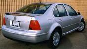 Volkswagon - JETTA 1999-2004 Custom Style Spoiler