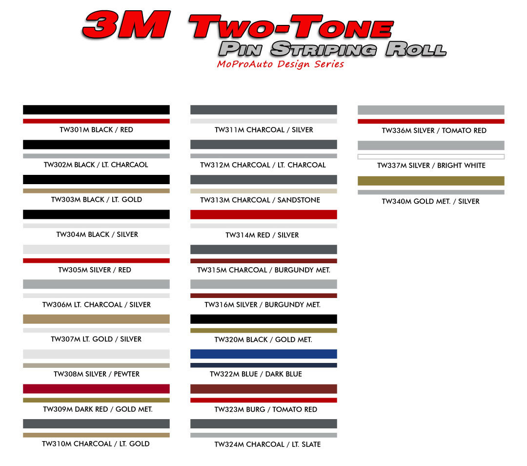 3m Vinyl Automotive Stripes Autos Post