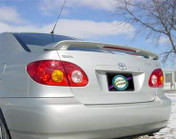 Toyota - COROLLA 2003-2008 OEM Factory Style Spoiler