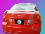 Suzuki - AERIO (4 Door) 2003-2008 Custom Style Spoiler