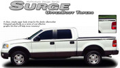 SURGE : Wide Vinyl Pin Striping Graphics Kit - Wide Vinyl Pin Striping Package for a Variety of Vehicles! Pre-cut pieces ready to install. A fantastic addition to your vehicle, using only Premium Cast 3M, Avery, or Ritrama Vinyl!