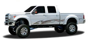 SERPENT : Automotive Vinyl Graphics and Decals Kit - Shown on FORD F-150 (M-1211)