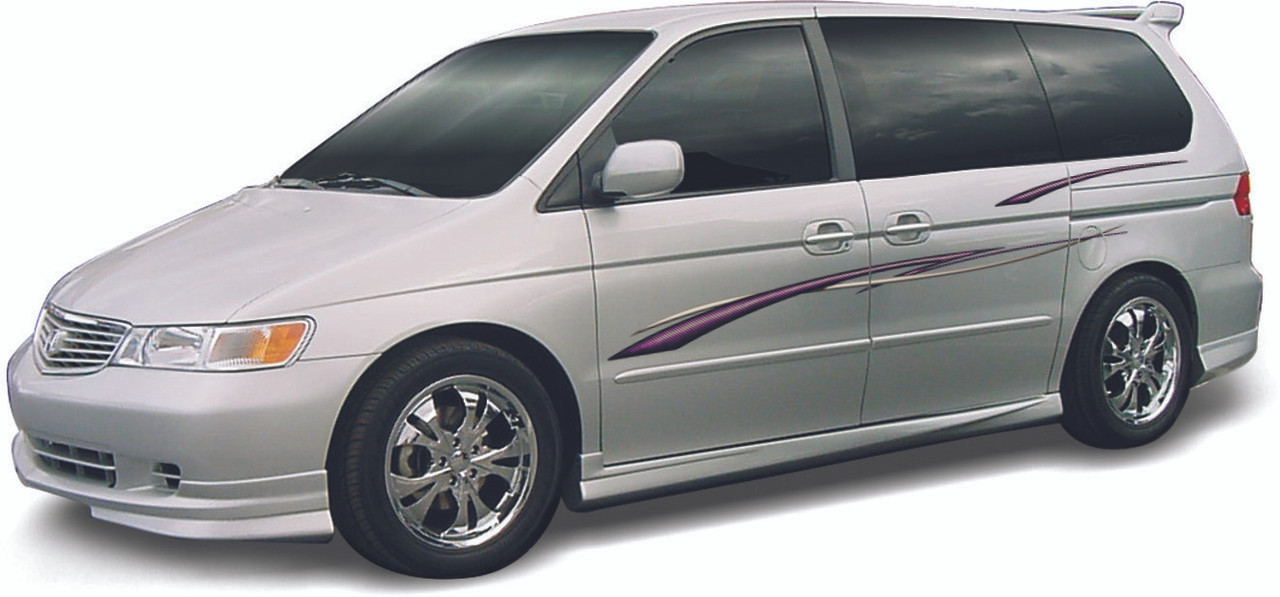 REFLEX Premium Automotive Vinyl Graphics MoProAuto Vinyl - Vinyl graphics for trucks
