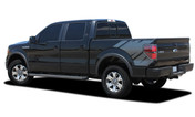 "PREDATOR 2 : 2009 2010 2011 2012 2013 2014 Ford F-Series ""Raptor"" Style Vinyl Graphics and Decals Kit  NEW! * Ford F-Series ""SVT RAPTOR"" Style Vinyl Graphics and Decals Kit! Ready to install for your F-150 or F-250 Ford Truck. Professional ""OEM Style"" and Design! For Automotive Restylers and Dealers!"
