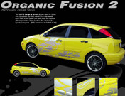 ORGANIC FUSION 2 : Universal Style Vinyl Graphics Kit  Universal Style Vinyl Graphics Kit. Be the First to Own the Newest Vinyl Graphics and Decals Package!