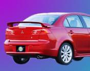 Mitsubishi - LANCER 2008-2011 OEM Factory Style Spoiler