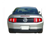 Mustang DOMINATOR (Rear Blackout Only) : 2010-2012 Ford Mustang Graphics Kit - * NEW Vinyl Graphics Kits for the 2010-2012 Ford Mustang! Give a modern muscle car look to your new Mustang that will set your ride apart! Rear Trunk Blackout Decal Included!