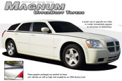 MAGNUM : Wide Vinyl Pin Striping Graphics Kit - Wide Vinyl Pin Striping Package for a Variety of Vehicles! Pre-cut pieces ready to install. A fantastic addition to your vehicle, using only Premium Cast 3M, Avery, or Ritrama Vinyl!