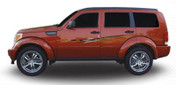 JACKPOT : Automotive Vinyl Graphics and Decals Kit - Shown on DODGE NITRO (M-61213766)