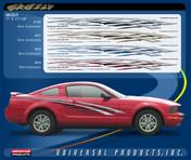 GRIZZLY : Automotive Vinyl Graphics