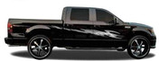 GRAPPLER : Automotive Vinyl Graphics and Decals Kit - Shown on FORD F-150 and MIDSIZE CAR (M-1181-5602)